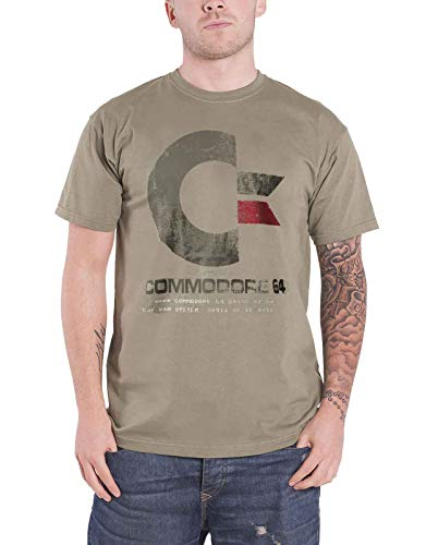 Men's Commodore 64 Official 64K Vintage T-Shirt, Large