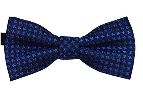 heypet Colorful Stripe Bow Tie,Adjustable Bowtie