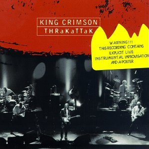 King Crimson - THRAK Lyrics - Lyrics2You