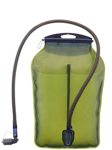 Source Tactical Gear Widepac Low Profile 3-Liter Hydration System Pack - System Hydration