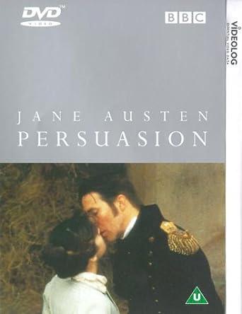 Persuasion : Complete BBC Adaptation [1995] [DVD]: Amazon co