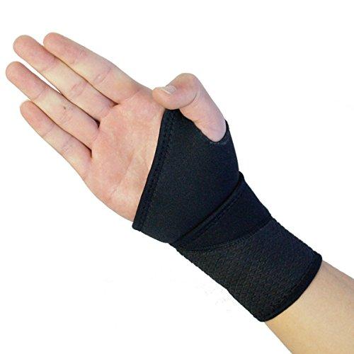 LKXHarleya Harleya Professional Wrist Wrap Breathable Spring Training Fitness Wrist Protector by LKXHarleya