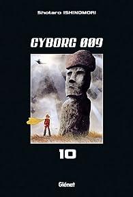 Cyborg 009, tome 10 par Shotaro Ishinomori