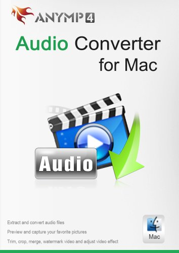AnyMP4 Audio Converter for Mac 1 Year License – convert videos/audios to popular audio format on Mac [Download] by  ISHINE SOFTWARE CO., LIMITED