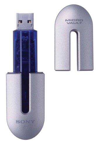 Sony Micro Vault 64 MB USB Removable Storage Media ()