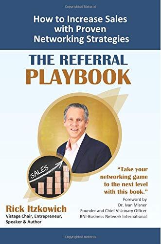 Referral Playbook Increase Networking Strategies