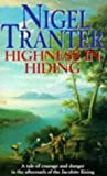 Highness in Hiding, Nigel Tranter, 0340625864