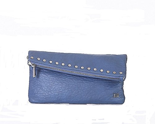CLUTCH J.LO BY JENNIFER LOPEZ BAGJL6105BL BLU