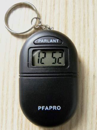 Reloj Llavero parlante: Amazon.es: Relojes