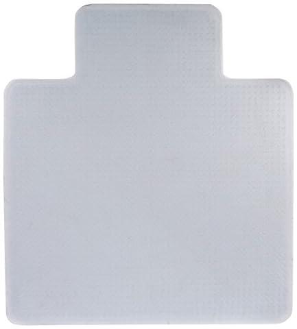 AmazonBasics Carpet Chair Mat - 48in x 53in - Office Basics