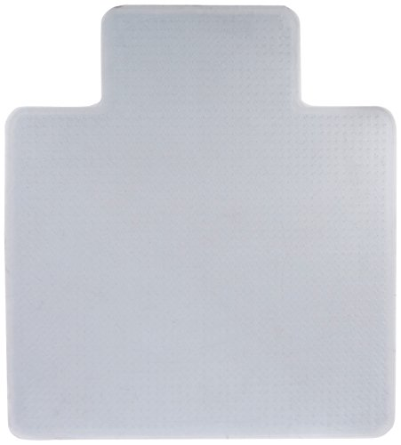AmazonBasics Carpet Chair Mat - 48in x 53in
