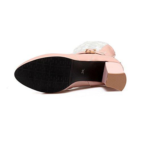 BalaMasaAbl09457 - A Collo Basso donna, Rosa (Pink), 35