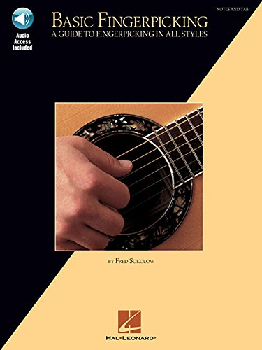 Fingerpicking Rock - Basic Fingerpicking: A Guide to Fingerpicking in All Styles