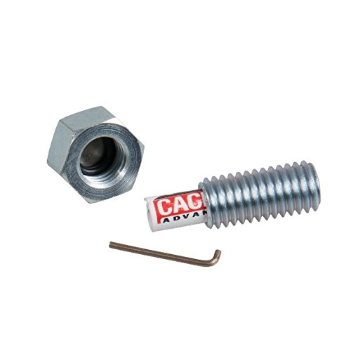 Cache Advance Silver Magnetic Geocaching Bolt