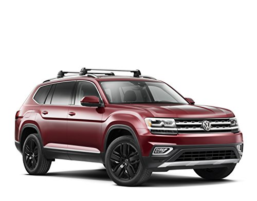 2018--2019 Volkswagen Atlas Base Carrier Bars