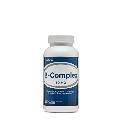Cheap GNC B-Complex 50 MG