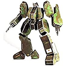 Metabots Trooper Heavy Defense