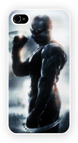 Riddick Blades Movies, iPhone 6, Etui de téléphone mobile - encre brillant impression