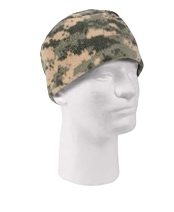 Rothco Polar Fleece Watch Cap, Acu Digital Camo