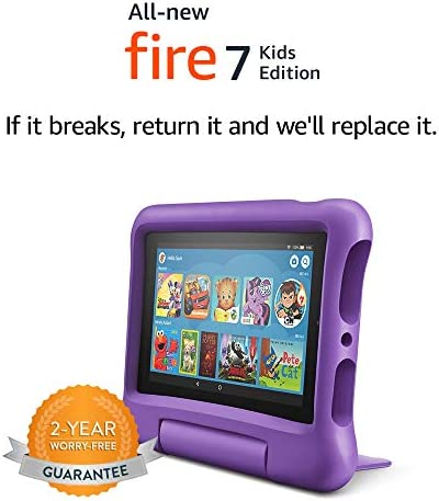 Fire 7 Kids Edition Tablet product image