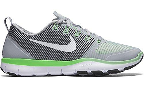 White Green rage Grey Nike a uomo SS Cool Fit Dri da Maglietta maniche Wolf corte 6q476H