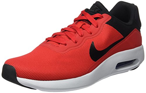 Shoe Modern Essential Rojo High Ankle Air Multicolour Negro Men's Nike Running Max 8RSHB4xT