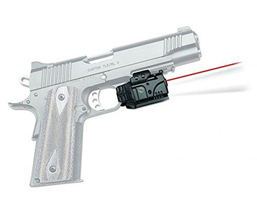 Crimson Trace CMR-205-S Rail Master, Universal Rail Mount Red Laser/LED, Hanging Box Package - Cmr Led