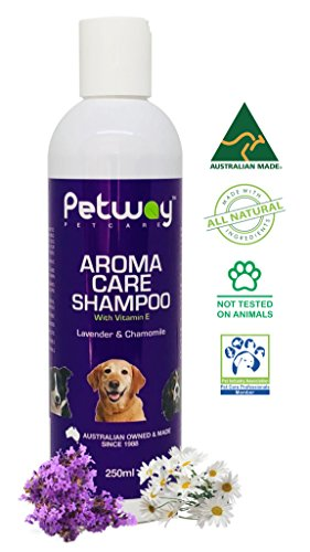 Dog Shampoo | Aroma Care Pet Hair Shampoo with Lavender, Chamomile & Vitamin E for Soothing Natural...