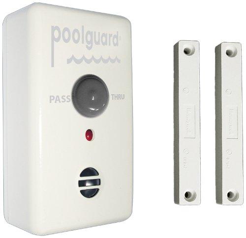 Poolguard GAPT-2 Outdoor Pool Gate Alarm by PoolGuard