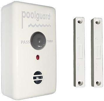 PoolGuard GAPT-2 al aire libre piscina alarma de puerta ...
