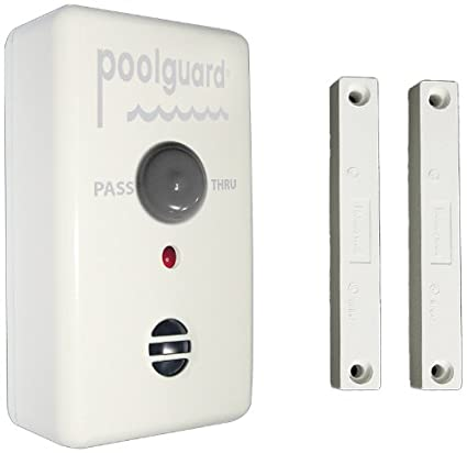 Poolguard GAPT-2 Outdoor Pool Gate Alarm