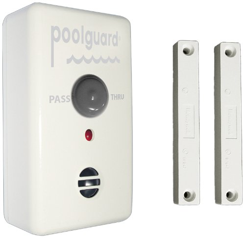 Poolguard GAPT-2 Outdoor Pool Gate Alarm -
