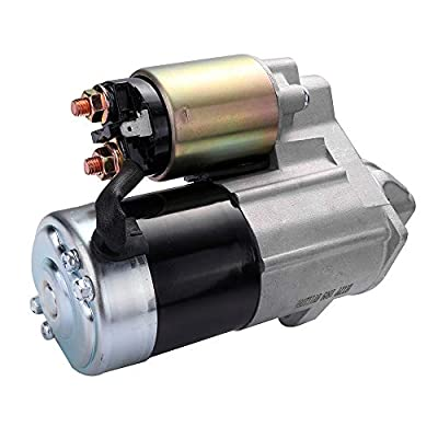 INEEDUP 17866 Starter Starter Motor Replacement For 2003-2004 Jeep Grand Cherokee: Automotive