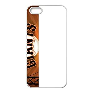 San francisco giants Phone Case for iPhone 5S Case by runtopwell