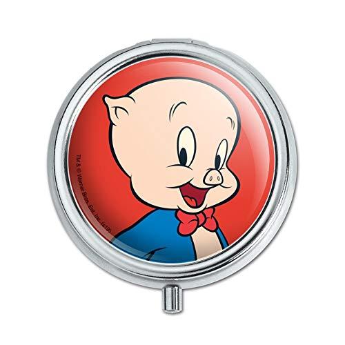Looney Tunes Porky Pig Pill Case Trinket Gift Box