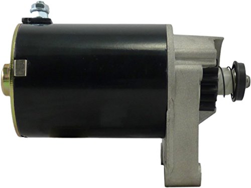 "Price comparison product image Lumix GC Electric Starter Motor For 46"" Craftsman LT1000 Tractors Briggs Stratton 16-22 HP V-Twin Motors"