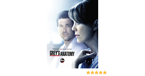 "Greys Anatomy Poster Mini 11/""X17/"""