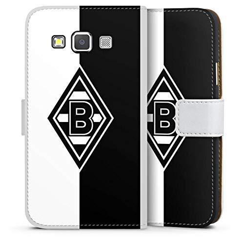 Borussia Dortmund BVB Stadion DeinDesign Tasche Leder Flip Case H/ülle kompatibel mit Samsung Galaxy A3 2015