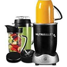 Magic Bullet Nutribullet RX Blender Smart Technology with Auto Start and Stop by NutriBullet