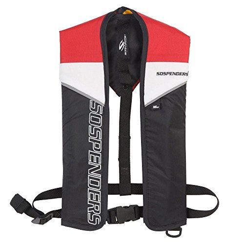 Stearns 2000007052 PFD 1271 Infl Manual 24G Sos ()