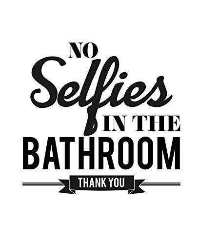 2baa98d5843ff Designs by Maria Inc. Funny Bathroom Decor Typography Prints ...
