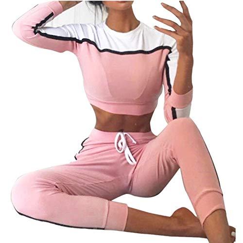 LISTHA Tracksuit Sweatshirt Pants Sets Women 2Pcs Sports