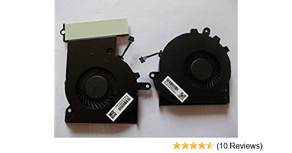 SYWpcparts G3A-CPU G3A-GPU 929455-001 929456-001 Replacement Fan Compatible HP OMEN 15-CE 17-an Series Laptop