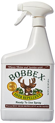 Bobbex Deer Repellent 32 oz. Ready To Use Spray - B550110