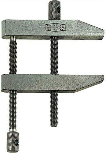Taille 2 46//26mm Noir//Gris Bessey PA40 7650940002 PA Presse /à serrage parall/èle