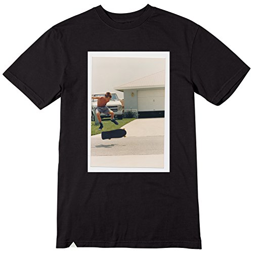 Altamont Tee (Altamont Skateboard T-Shirt AR Grom Tee Black Size S)