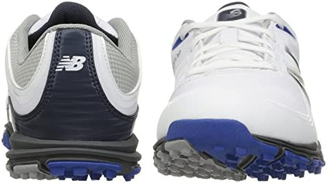 NBG1005 WHITE/BLUE ゴルフシューズ [並行輸入品]