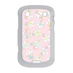 BlackBerry Case Little Twin Stars Classic Post Warm Sweet BlackBerry Bold Touch 9900 Case Cover by runtopwell