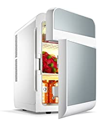 SL&BX 20l mini fridge,Refrigerator mini freezer cold box for bedroom office or dorm -B 45x33x28cm(18x13x11)