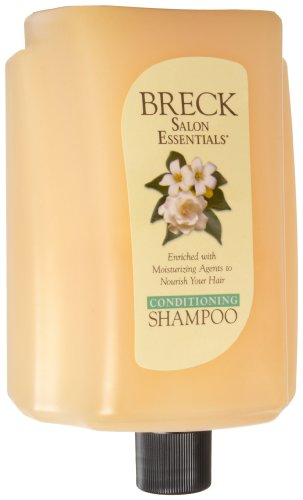 Dial Breck Conditioning Shampoo - Dial 1435932 Eco-Smart Breck Amenity Conditioning Shampoo, 15oz Refill Cartridge (Pack of 6)